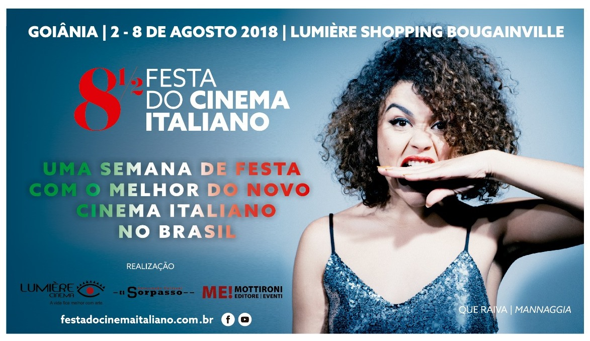 25.07.2018 8 Festa do Cinema Italiano Topo
